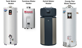 Los Angeles Water Heaters