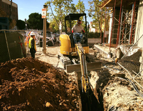 Excavating Services North Hollywood